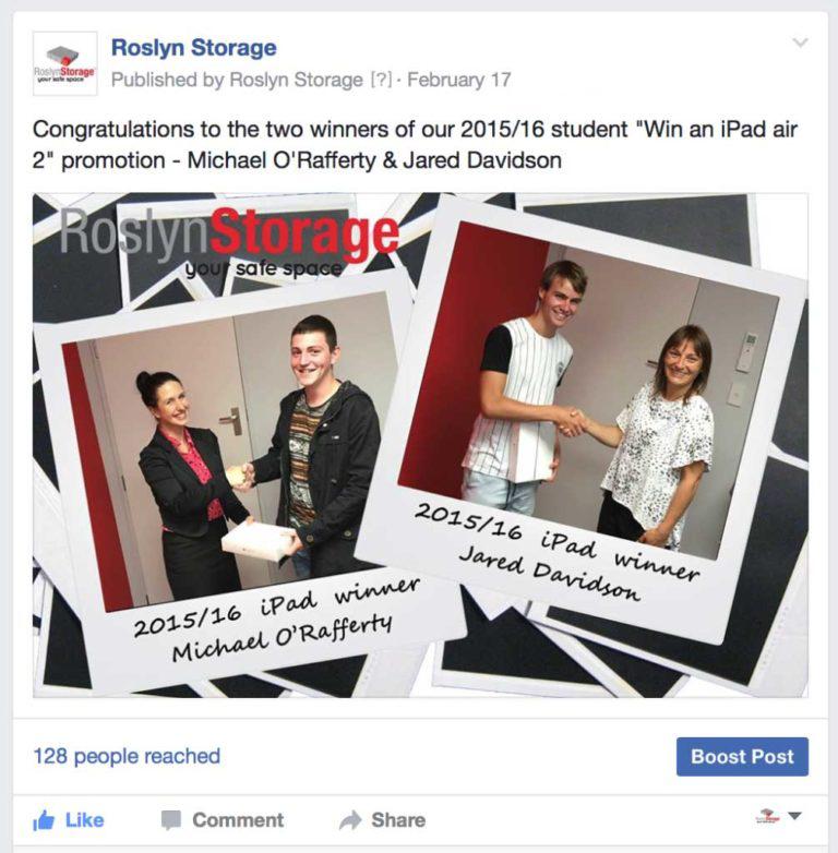 Dos for Facebook Contest, Correct way to promote, congratulating Facebook Contest winner